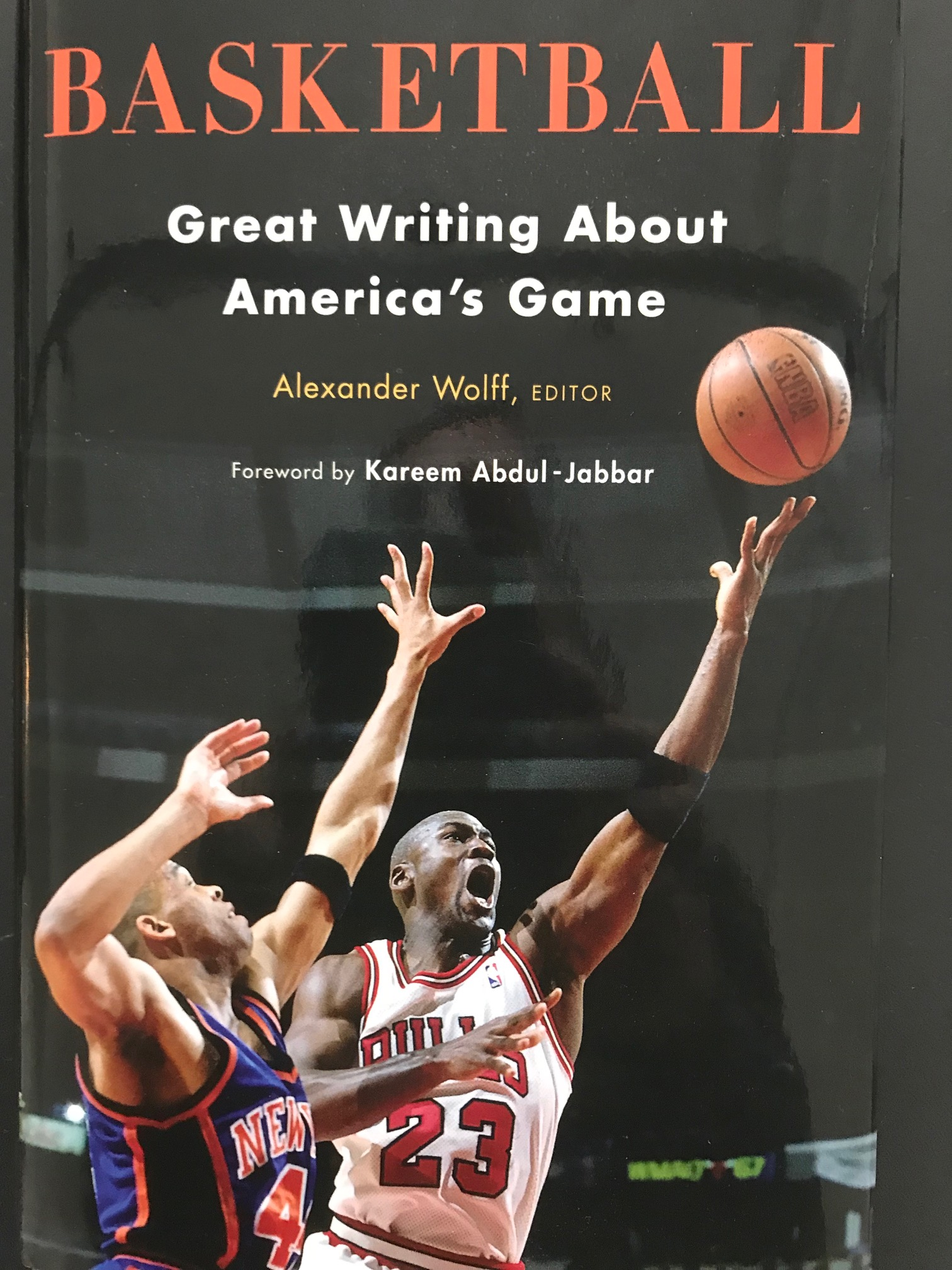 Basketball: Great Writing About America's Game (editor)