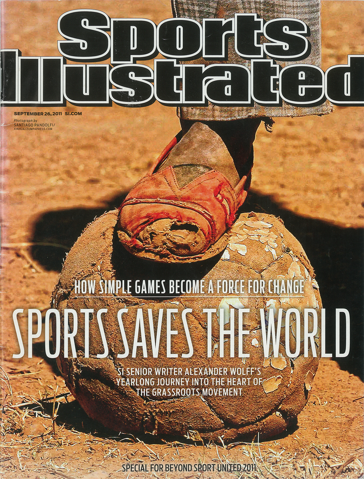 Sports Saves the World